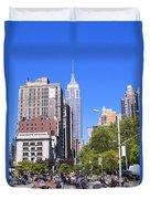 1-new York City Duvet Cover