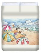 Noosa Ninnies Duvet Cover