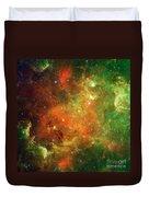 North America Nebula Duvet Cover