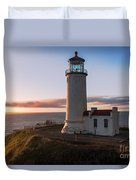 North Head Lighthouse  Duvet Cover