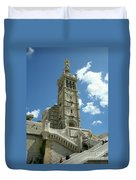Notre Dame De La Garde Duvet Cover