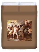 Nude Art Duvet Cover