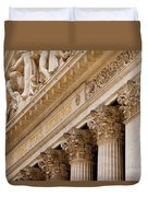 Ny Stock Exchange Duvet Cover