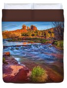 Oak Creek Duvet Cover