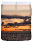 Ocean Horizon Duvet Cover