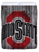 Ohio State Buckeyes Duvet Cover