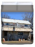 Old Paint Duvet Cover