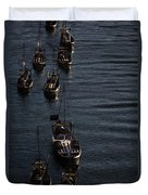 Oporto By River Duvet Cover