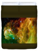 Orion-nebula Duvet Cover