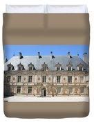 Palace Bussy Rabutin - Burgundy Duvet Cover