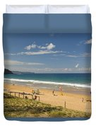 Palm Beach Sydney Duvet Cover