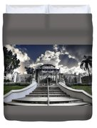 Palm House Duvet Cover