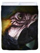 Parrot 9 Duvet Cover