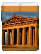 Parthenon Duvet Cover