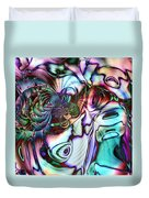 Paua Shell Duvet Cover