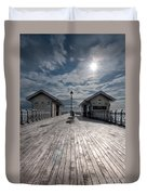 Penarth Pier 1 Duvet Cover