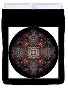 Personal Mandala Duvet Cover