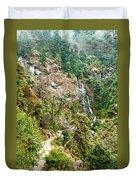 Photeng Waterfall Duvet Cover