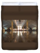 Piarco Airport Trinidad Duvet Cover