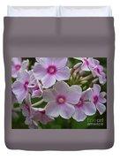 Pink Wood-sorrel  Duvet Cover