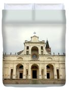 Polirone Abbey Duvet Cover