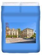 Polytechnic Institute Of Kiev Duvet Cover