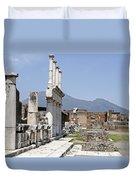Pompeii Duvet Cover