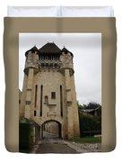Porte Du Croux Nevers  Duvet Cover