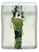 Portrait Of Ida Lvovna Rubinstein Duvet Cover