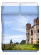 Powderham Castle Duvet Cover