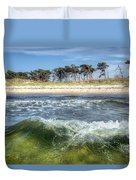 Prerow Beach Duvet Cover