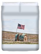 Proud To Be An American Duvet Cover