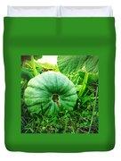 Pumpkin Duvet Cover
