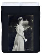 Queen Mary (1867-1953) Duvet Cover