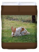 Rabbit Duvet Cover