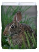 Rabbit Duvet Cover