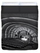 Radio City Music Hall Theatre Duvet Cover