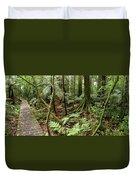 Rain Forest Duvet Cover