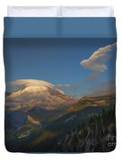 Rainier Capped Duvet Cover