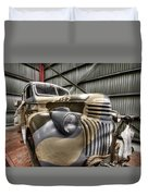 Ready To Roll Duvet Cover