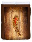 Red Hot Chilli Concept Duvet Cover