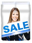 Retail Sale Duvet Cover