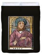 Rhazes (850-923) Duvet Cover