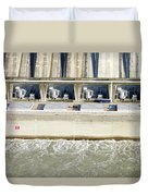 Robert Moses Niagara Hydroelectric Power Station Duvet Cover
