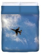 Rochester Air Show Thunderbirds Duvet Cover