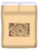 Rock Wall Duvet Cover