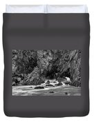 Rocky Surf 2 Duvet Cover