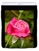 Rose Flower Duvet Cover