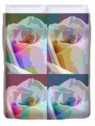 Rose Four Duvet Cover