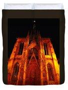 Rouen Church Duvet Cover